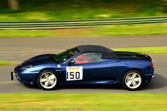 La Vie En Bleu 2016 - Ferrari (Si 558) Tags: en speed climb la hill ferrari bleu prescott hillclimb vie 2016 bugattiownersclub prescottspeedhillclimb lavieenbleu