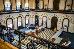 U.S. Custom House, Interior (Corey Templeton) Tags: portland other unitedstates interior maine newengland portlandmaine oldport customhouse