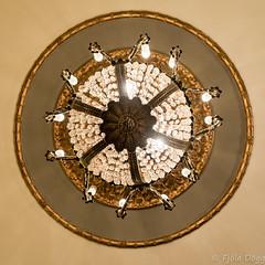 from Hotel Astoria (Fjola Dogg) Tags: hotel europe hungary budapest chandelier astoria buda hotelastoria evropa ljs budapete evrpa ungverjaland ljsakrnur