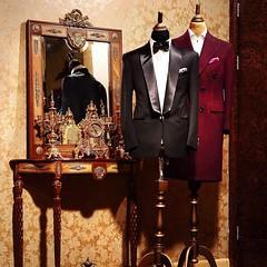 Fashion Designer, Entrepreneur, Creative Director, Mtm & Bespoke Men's Luxury Wardrobe, Since 2001 Tehran Showroom  +98 21 22 7171 94 www.masihzad.com (masihzad) Tags: gq handmade handsome privateshowroom masihzad madetomeasure usa italy italianstyle iranian iran ir luxury showroom