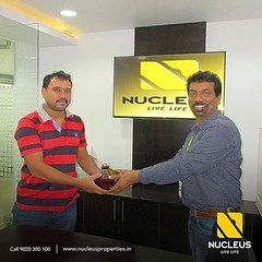 We are extremely happy to hand over the key to our privileged customer Mr. Deepak V Prabhu (Lavender Villa 12).   Hope his dreams come true at Nucleus lavender .  #Kerala #Kochi #India #DreamHome #Architecture #Home #Construction #City #El (nucleusproperties) Tags: life city india building home nature beautiful beauty architecture design living construction realestate view apartment interior gorgeous lifestyle style atmosphere kerala villa environment elegant exquisite comfort luxury kochi elegance dreamhome
