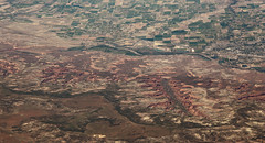 2016_06_02_lax-ewr_535 (dsearls) Tags: monument flying colorado desert plateau aviation united sightseeing canyon aerial coloradoriver agriculture ual arid unitedairlines windowseat windowshot themonument coloradonationalmonument monumentcanyon laxewr 20160602