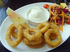 Calamari (Tony Worrall Foto) Tags: add tag 2016tonyworrall images photos photograff things uk england english food foodie grub eat eaten taste tasty cook cooked iatethis foodporn foodpictures picturesoffood dish dishes menu plate plated made ingrediants nice flavour foodophile x yummy make tasted meal yum turk visit turkish