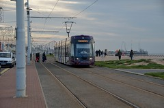 DB04927 004 2015-10-26 MON BLACKPOOL (davruss001) Tags: tram blackpool 004