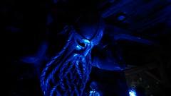 Blue God (asmoth360) Tags: europapark rust parcdattractions wodan dieu mythologie bleu