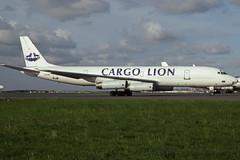 F-GDJM (Cargo Lion) (Steelhead 2010) Tags: cargo douglas ost dc8 mcdonnelldouglas freg dc862f dc860 cargolion fgdjm