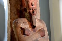 Osiride Statue of Amenhotep I (Sumer and Akkad!) Tags: ramesses amenhotep abydos karnak thebes egypt statue pharaoh cobra vulture osiris isis sphinx ram falsedoor stele cat britishmuseum british museum bloomsbury london hathor luxor philae ptolemaicperiod middlekingdom newkingdom lateperiod ahmose thutmose giza saqqara memphis