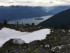 Panorama Ridge, Golden Ears Park, BC. (antonio.vendramin) Tags: pittlake lake mountains mountain climbing hiking goldenears bc snow