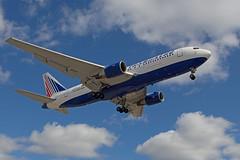 Boeing 767-200 (ER)   EI-CXZ   Transaero Airlines   CYYZ/YYZ (railroadcndr) Tags: toronto airplane boeing 767 yyz torontopearson transaero cyyz vko eicxz 767216er un517