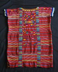 Huipil Ojitlan Oaxaca Chinantec Mexico (Teyacapan) Tags: mexico clothing mexican textiles weaving ropa oaxacan vestimenta huipiles chinanteco
