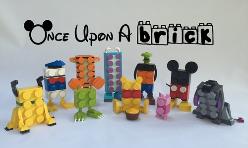 Once Upon A Brick: Group Shot
