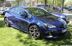 Astra OPC (The Rubberbandman) Tags: auto car modern germany gm general outdoor small motors german vehicle tuner pure import coupe astra coup compact holden opel hatchback vauxhall fahrzeug ricer gtc tuned riced opc reifen sportwagen herten felge