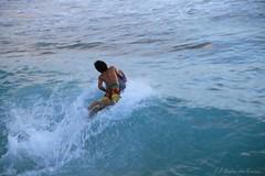 06012015_032_ (ALOHA de HAWAII) Tags: hawaii oahu bodysurfer waikikisunset