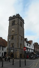 St Albans (Elouise2009) Tags: clocktower stalbans may2015