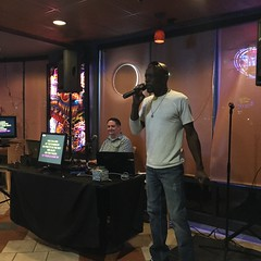 "Sunday Night Karaoke at Sunset Downtown in Henderson Nevada • <a style=""font-size:0.8em;"" href=""http://www.flickr.com/photos/131449174@N04/17986410741/"" target=""_blank"">View on Flickr</a>"