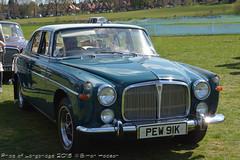 Pride of Longbridge 2015 - (Si 558) Tags: austin rover pride mg british morris leyland britishleyland bl 2015 longbridge prideoflongbridge