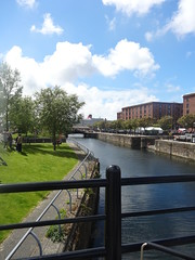 (AdamJCaffrey) Tags: liverpool river cunard mersey pierhead 175 3graces 3queens