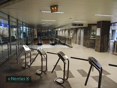 5- SERDIKA / SERDIKA subway station (Nontas K) Tags: city winter buildings subway december metro sofia tube railway bulgaria transports publictransport railstation 2013  railtransport            nontask