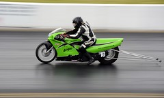 Pro Stock bike (Fast an' Bulbous) Tags: santa england bike race speed drag spring pod nikon track power cloudy main may gimp fast motorbike event strip fim motorcycle motorsport santapod qualifying acceleration d7100