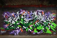 last week in Linz/Austria (Crazy Mister Sketch) Tags: street streetart black art colors wall painting linz graffiti austria sketch österreich crazy artwork freestyle letters style spot mister spraypaint walls cans outline piece oberösterreich wildstyle spraycans stylewriting