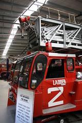 PN 8500 (ambodavenz) Tags: new museum toy transport turntable zealand ladder fukuoka fuso wanaka mitsubishi motat