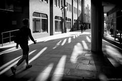 Frying Pan Alley, E1 (louisberk.com) Tags: city morning urban london lamp lumix alley shadows post path stones victorian east panasonic walker end paving pan whitechapel spitalfields regeneration frying redevelopment vario gx8 281235