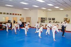 2016 Black Belt Test__DSC5030_17 (allen_cart) Tags: test white black belt tiger taekwondo whitetiger blackbelttest 2016