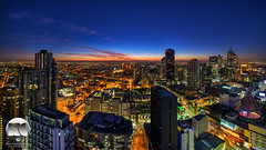Good morning Melbourne (kenneth chin) Tags: city sunrise yahoo google nikon sigma australia melbourne victoria fisheye d810