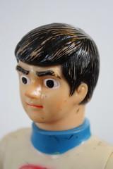Vintage Gatchaman Ken Vinyl (Donald Deveau) Tags: anime actionfigure vinyl gatchaman japanesetoy vintagetoy