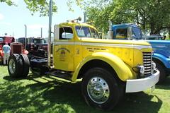 IMG_2810 (RyanP77) Tags: show california b white truck log model shiny trucker international chevy chrome r pete logger gmc peerless kw peterbilt ih kenworth cabover bullnose fruehauf