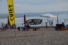(dhieba22) Tags: ocean sea summer bali holiday seascape travelling beach nikon surf lesson sands niceday nicesky niceplace nikond7000 dhieba22
