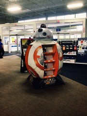 bb8 (timp37) Tags: star illinois may best buy wars bestbuy droid crestwood 2016 bb8
