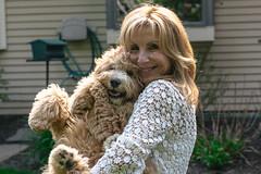 IMG_2030 (masemase) Tags: family dog holiday puppy pennsylvania swiss may luna ridge doodle labradoodle newhope mothersday yardley swissridge