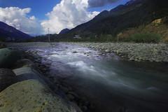 Lidder River (Debmalya Mukherjee) Tags: longexposure river kashmir jammuandkashmir pahalgam lidder 1018mm canon550d debmalyamukherjee