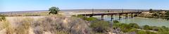 dsc04062 - dsc04066 (space lama) Tags: darlingriver darling river menindee lakes motorcycling panorama hugin bridge