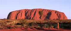 Uluru, Australia. (RestlessFiona) Tags: red rock landscape australia explore uluru ayresrock restlessfiona 29thfebruary2016