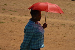 A Woman's Place in Lesotho. (Chwarae Teg - Photo Collection) Tags: wales cymru reportage lesotho maseru awomansplace chwaraeteg lithoteng chwaraetegresearch