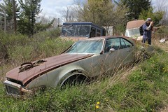IMG_4202 (mookie427) Tags: usa car america rust rusty collection explore rusted junkyard scrapyard exploration ue urbex rurex