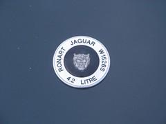 Ronart Jaguar (Huo Luobin) Tags: meeting goodwood members 2015 73rd