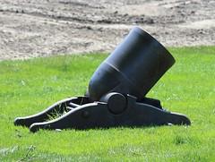 10-inch Land Service Mortar (jmaxtours) Tags: toronto mortar british broadarrow muzzleloader torontoontario 1856 ordnance fortyork smoothbore fortyorktoronto sbml10inchlandservicemortar artilleryday fortyorkartilleryday samuelwalkercompanyofrotherhamengland 10inchlandservicemortar