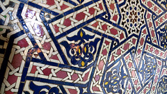 Zellij tile 03 (macloo) Tags: geometric tile morocco rabat zellij