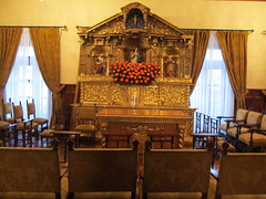 "Quito: el Palacio del Gobierno et sa chapelle <a style=""margin-left:10px; font-size:0.8em;"" href=""http://www.flickr.com/photos/127723101@N04/27370783441/"" target=""_blank"">@flickr</a>"