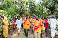 H504_3325 (bandashing) Tags: trees england people music festival manchester dance shrine hill pray crowd sing sylhet bangladesh socialdocumentary mazar aoa shahjalal bandashing akhtarowaisahmed treecuttingfestival