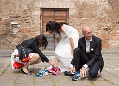 IMG_0685 (colizzifotografi) Tags: chiesa divertenti scarpe reportage uscita esterni scarpetta spiritose