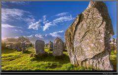 Alignements de Kerzerho (Franois Leroy) Tags: saint pierre bretagne menhirs franois morbihan leroy rocher carnac cado alignements kerzerho