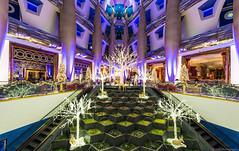 Burj al Arab. (JayRao) Tags: christmas nikon interiors dubai december uae burjalarab nikkor fx luxury jumeirah burj 2015 d610 1424