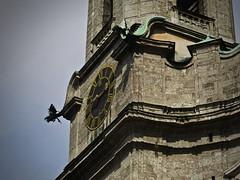 019 clock (jasminepeters019) Tags: clock europe time clocktower timepiece europetrip ticktock 100shoot