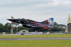 353 French Air Force Mirage 2000 Fairford 9/7/16 (David K- IOM Pics) Tags: 335 125am dassault mirage 2000 2000n ramex delta french air force royal international tattoo riat fairford ffd egva 2016 airshow