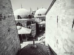 Estambul B&W (pepelara56) Tags: bw turkey nikon sophia turqua hagya