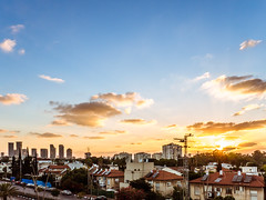 Window view#11 (gilkorin) Tags: window view clouds skies cityscape telaviv israel panasonicgx8 1232 panasonic
